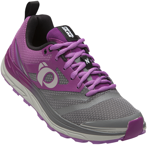 Pearl Izumi EM Trail N2 v3 - Women's Color: Purple Wine/Smoked Pearl