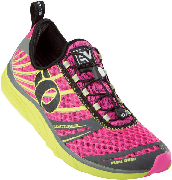 Pearl Izumi EM Tri N2 - Women's Color: Electric Pink/Lime