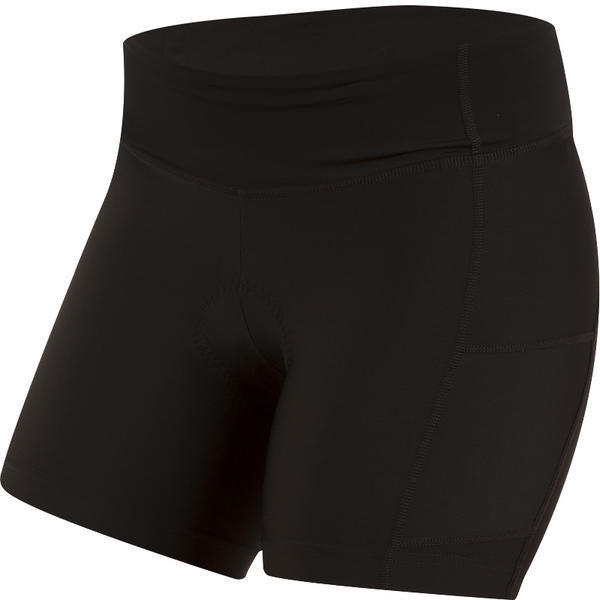 Pearl Izumi Women's Escape Sugar Short Color: Black / Black
