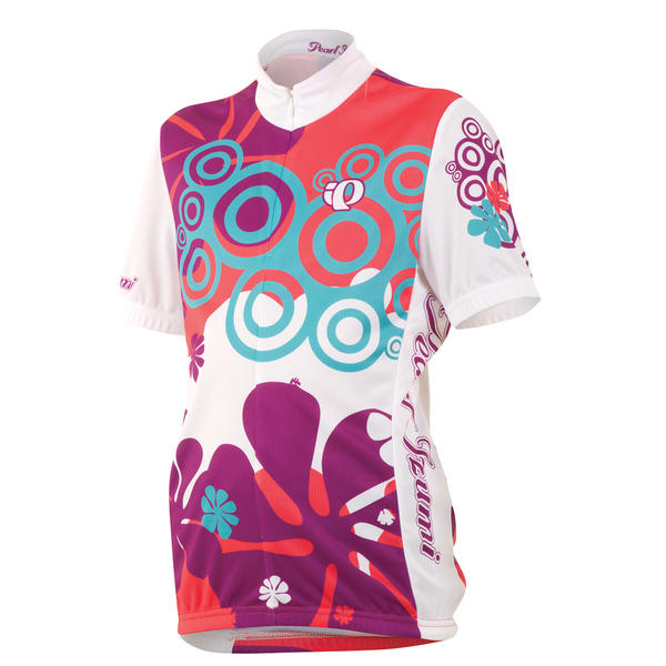 Pearl Izumi Junior LTD Jersey Color: 70s Paradise Pink