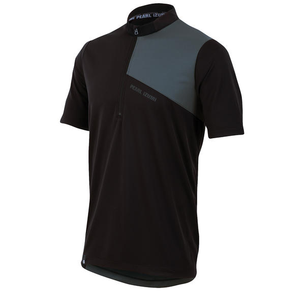 Pearl Izumi Impact Jersey Color: Black/Shadow Gray