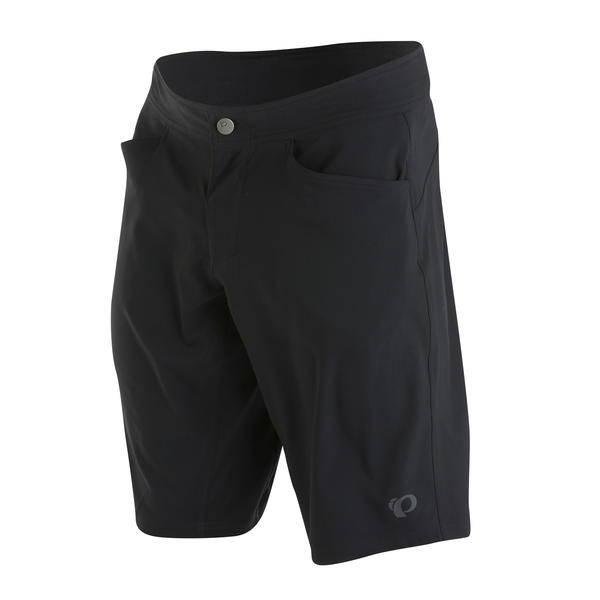 Pearl Izumi Men's Journey Short Color: Black