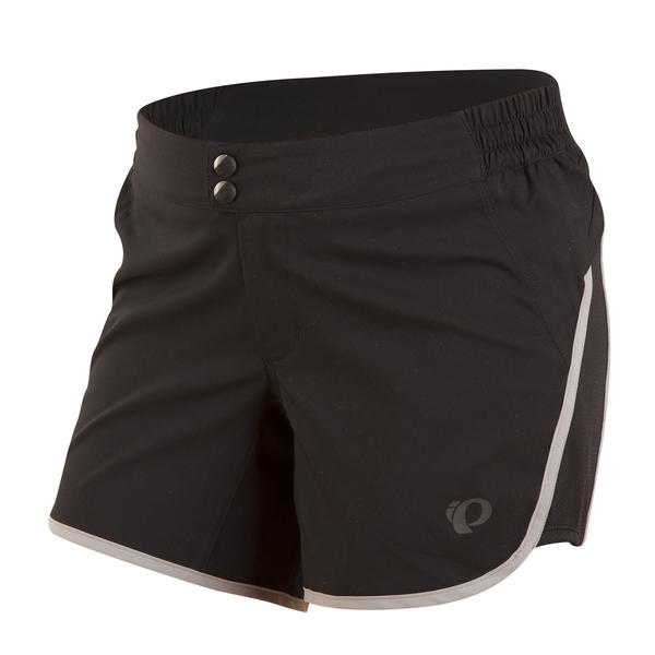 Pearl Izumi Women's Journey Short Color: Black