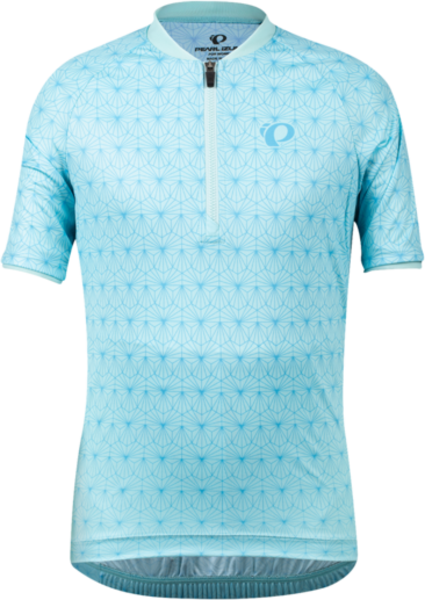 Pearl Izumi Junior Girls Sugar Jersey Color: Air/Stratus Blue Deco