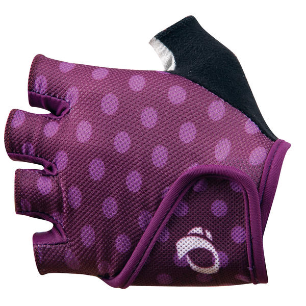 Pearl Izumi Kid's Select Gloves Color: Dark Purple