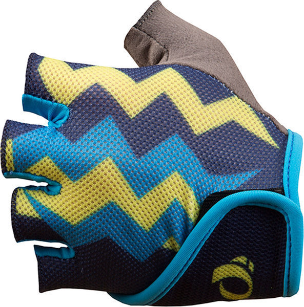 Pearl Izumi Kids SELECT Gloves Color: Bolt Blue Depths