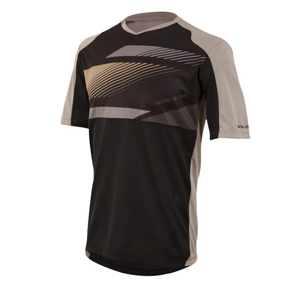 Pearl Izumi Launch Jersey Color: Black/Monument Grey