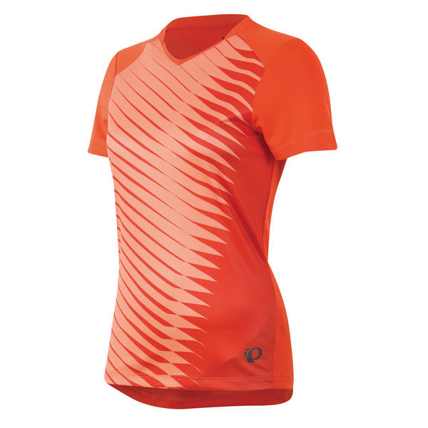 Pearl Izumi Launch Jersey - Women's Color: Mandarin Red