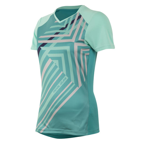 Pearl Izumi Launch Jersey - Women's Color: Aqua Mint