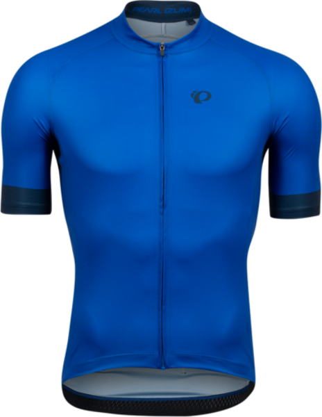 Pearl Izumi Men's Attack Jersey Color: Lapis/Navy Aspect
