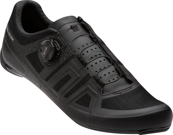 Pearl Izumi Men's Attack Road Color: Black/Black