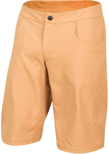 Pearl Izumi Men's Canyon Shell Shorts Color: Berm Brown
