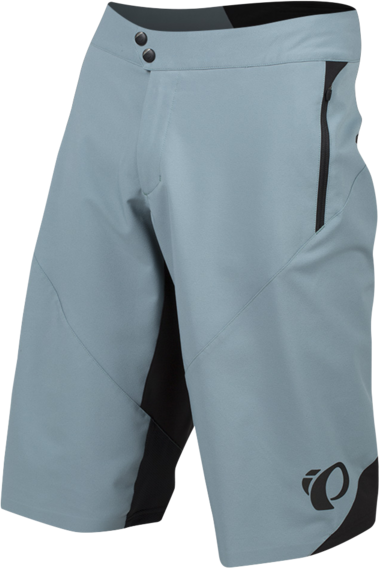 Pearl Izumi Men's Elevate Shorts Color: Arctic/Black