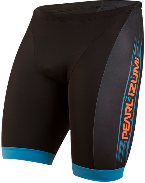 Pearl Izumi Men's ELITE In-R-Cool LTD Tri Shorts Color: Bel Air Blue Rush