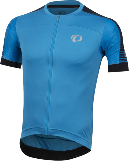 Pearl Izumi Men's ELITE Pursuit Speed Jersey Color: Atomic Blue Diffuse