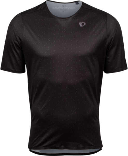 Pearl Izumi Men's Launch Top Color: Black/Phantom Spec