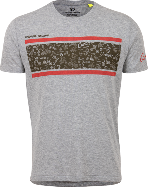 Pearl Izumi Men's Limited Edition Graphic T-Shirt Color: Can'd Aid 2020
