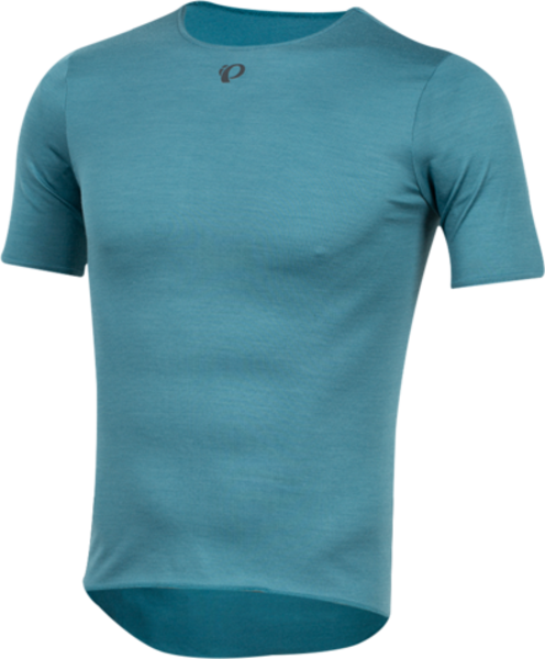 Pearl Izumi Men's Merino Baselayer Color: Hydro