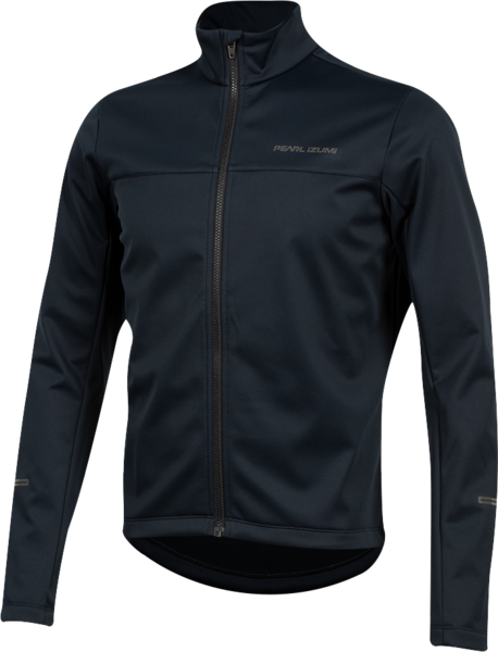 Pearl Izumi Men's Quest AmFIB Jacket Color: Black