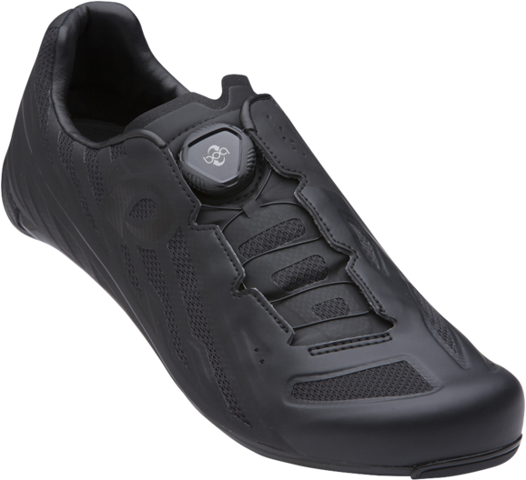 Pearl Izumi Men's Race Road v5 Color: Black/Black