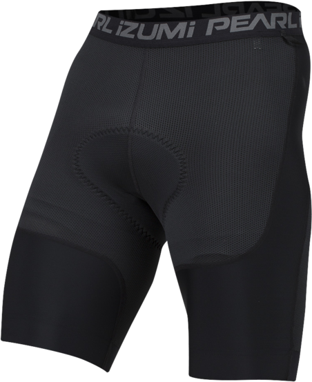 Pearl Izumi Men's SELECT Liner Shorts Color: Black