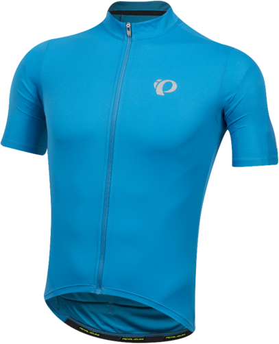 Pearl Izumi Men's SELECT Pursuit Jersey Color: Atomic Blue/Mid Navy Diffuse