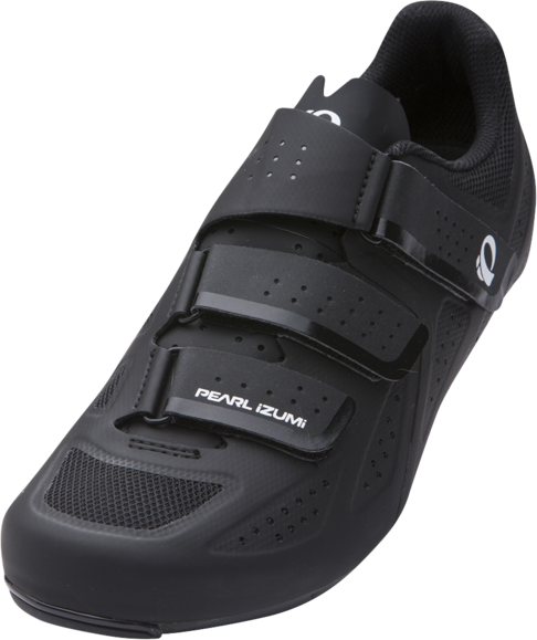 Pearl Izumi Men's SELECT Road v5 Color: Black/Black