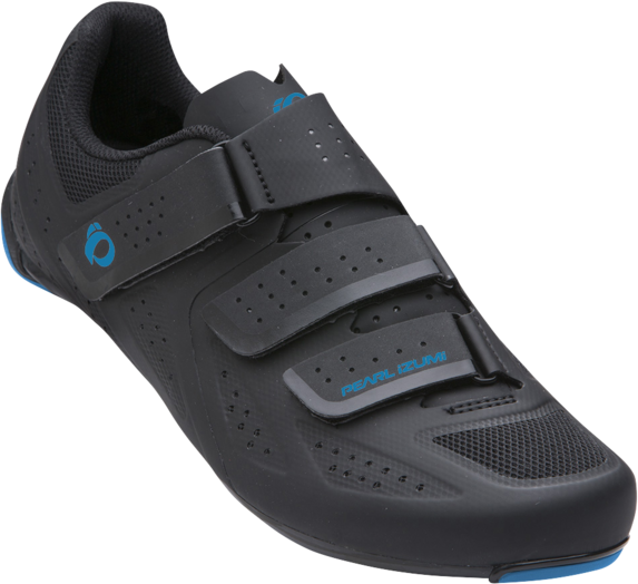 Pearl Izumi Men's SELECT Road v5 Studio Color: Black/Black