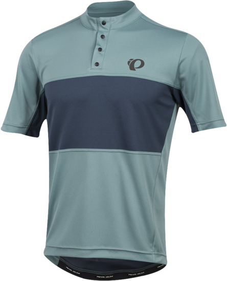 Pearl Izumi Men's SELECT Tour Jersey Color: Arctic/Midnight Navy