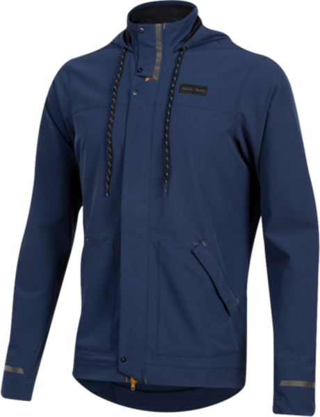 Pearl Izumi Men's Versa Barrier Jacket Color: Navy One