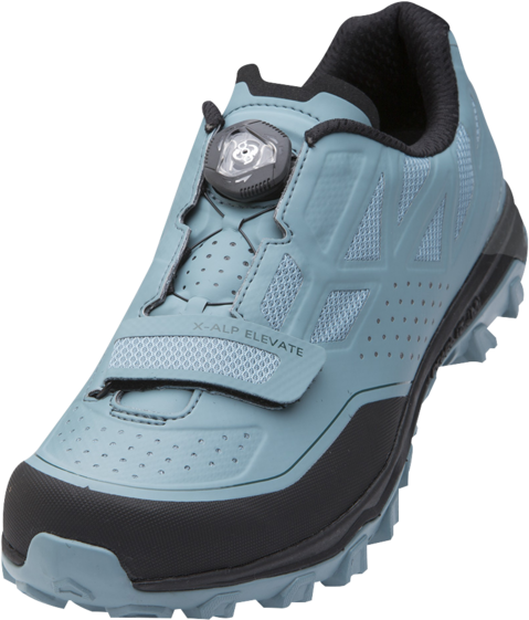 Pearl Izumi Men's X-Alp Elevate Color: Arctic/Black