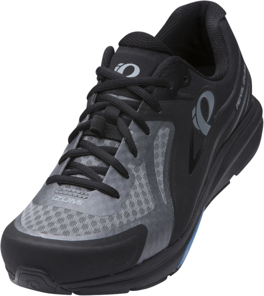 Pearl Izumi Men's X-Road Fuel v5 Color: Black/Grey