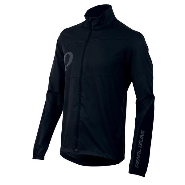 Pearl Izumi Men's MTB Barrier Jacket Color: Black
