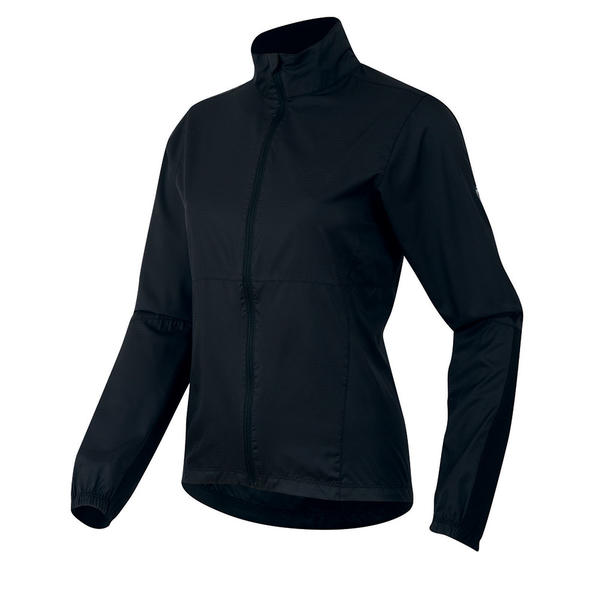 Pearl Izumi Women's MTB Barrier Jacket Color: Black