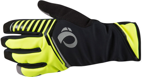 Pearl Izumi Men's P.R.O. AmFIB Glove Color: Screaming Yellow