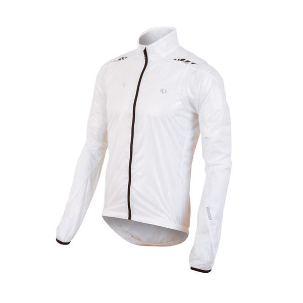 Pearl Izumi P.R.O. Barrier Lite Jacket Color: White