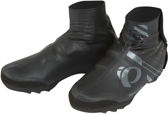 Pearl Izumi P.R.O. Barrier WxB MTB Shoe Covers Color: Black