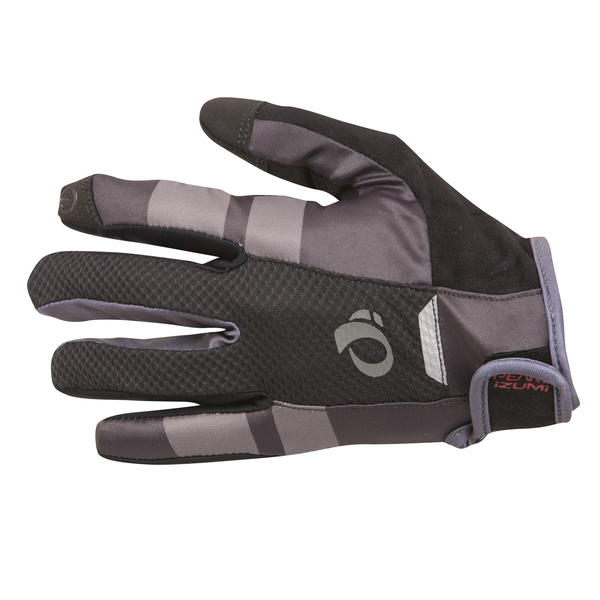 Pearl Izumi P.R.O. Gel Vent Full Finger Glove Color: Black