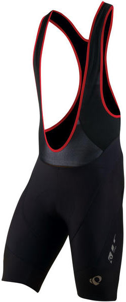 Pearl Izumi P.R.O. Leader Bib Shorts Color: Black