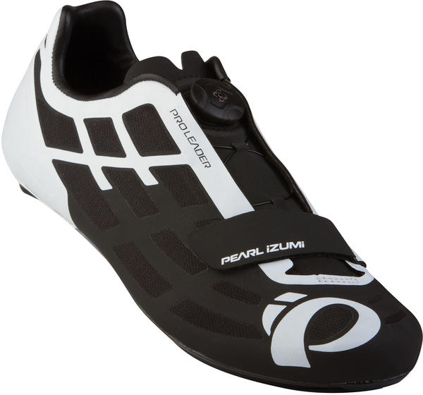 Pearl Izumi P.R.O. Leader II Shoes Color: Black/White