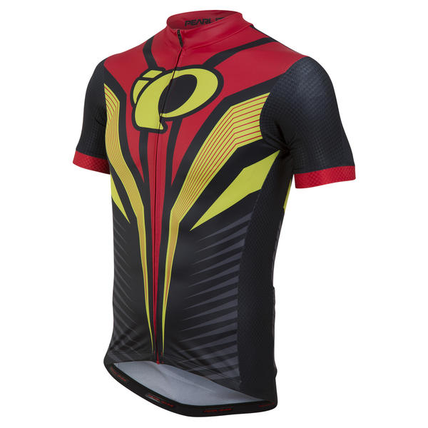 Pearl Izumi P.R.O. LTD Speed Jersey Color: PRO Team Habanero