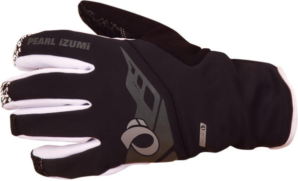 Pearl Izumi P.R.O. Softshell Gloves Color: Black