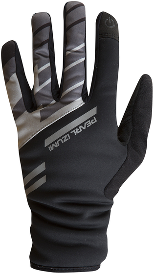 Pearl Izumi P.R.O. Softshell Lite Gloves Color: Black