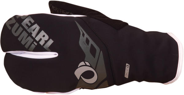 Pearl Izumi P.R.O. Softshell Lobster Gloves Color: Black