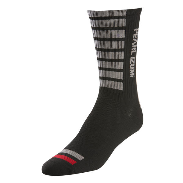 Pearl Izumi Men's P.R.O. Tall Sock Color: Black