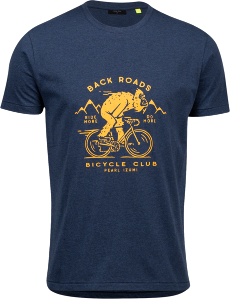 Pearl Izumi PEARL iZUMi Go To Tee Color: Navy Heather Speedy