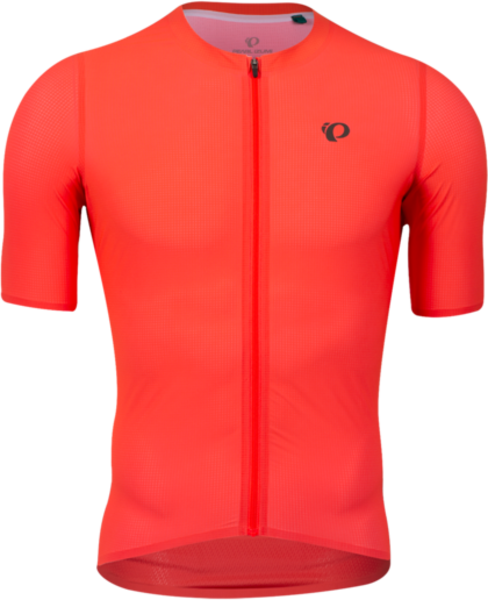 Pearl Izumi Men's PRO Air Jersey Color: Atomic Red/Pine