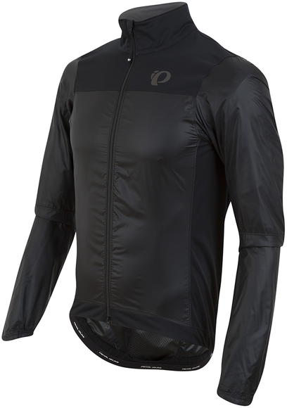 Pearl Izumi Men's P.R.O. Barrier Lite Jacket Color: Black/Black