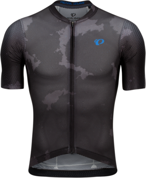 Pearl Izumi Men's PRO Mesh Jersey Color: Black Cosmic