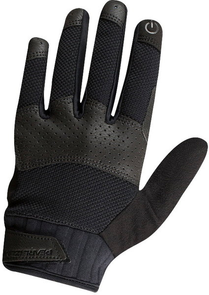 Pearl Izumi Pulaski Gloves Color: Black/Black